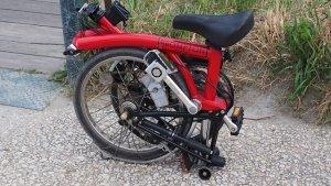 Faltrad Hersteller Brompton