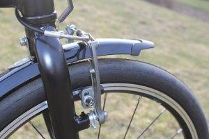 Räder und Bremsen