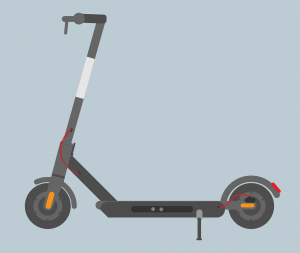 E-Scooter Test