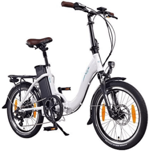 NCM Paris E-Bike E-Faltrad