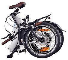 NCM Paris E-Bike Klapprad