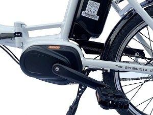 elektro Faltrad mit Rücktrittbremse